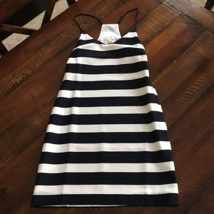 J. Crew Racerback 4th July Dress. Size 00
